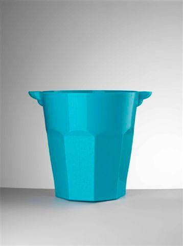 Turquoise Glazed