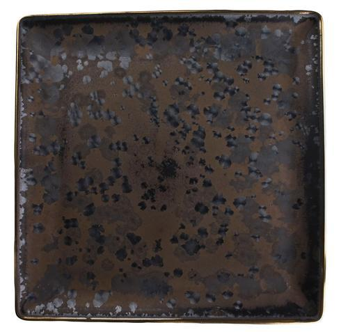 $140.00 Square Plate 21CM