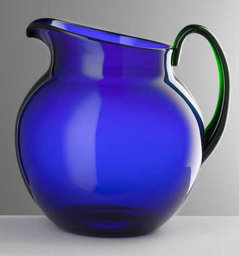 $68.00 Blue Pitcher