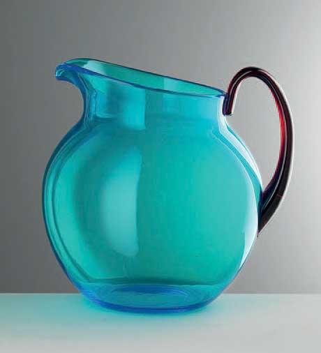 $68.00 Turquoise Pitcher