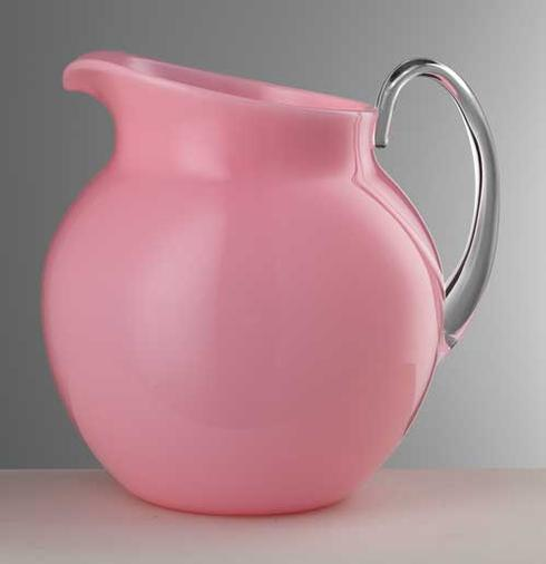 $68.00 Pink Pitcher