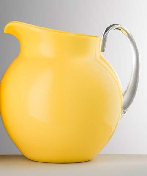 $68.00 Yellow Pitcher