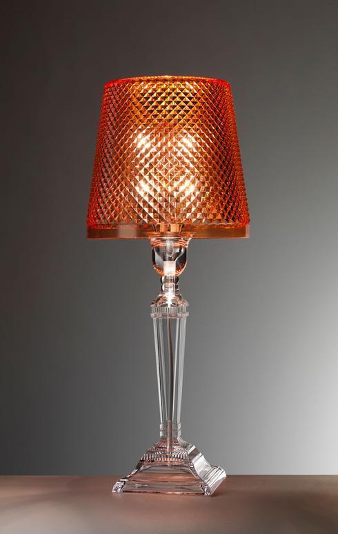 $225.00 Orange Lamp