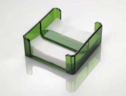 $65.00 Napkin Holder Green
