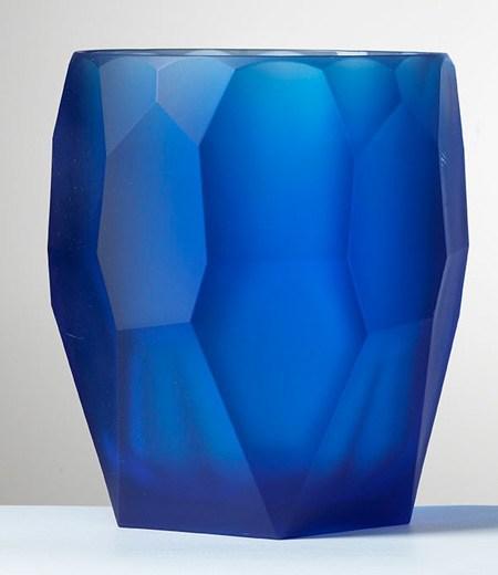 $198.00 Frost Blue Ice Bucket