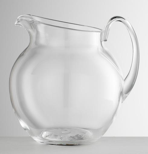 $68.00 Clear Pitcher