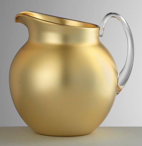 $75.00 Gold Pitcher