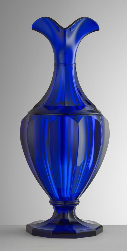 $98.00 Blue Carafe