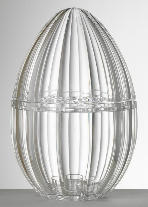 $190.00 Clear Flatware Holder