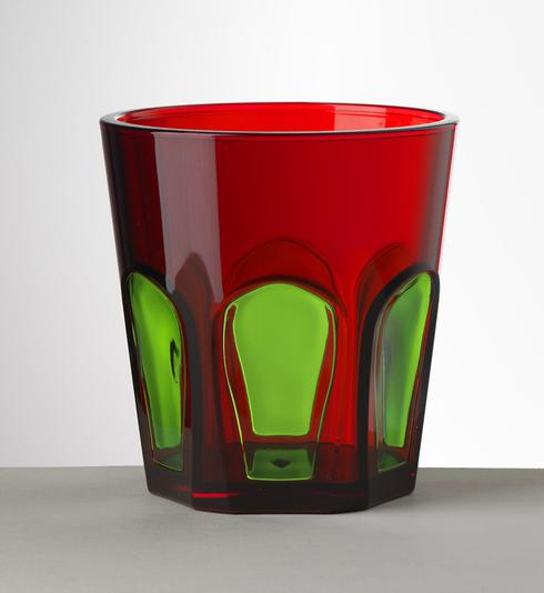 $25.00 Red/Green Tumbler
