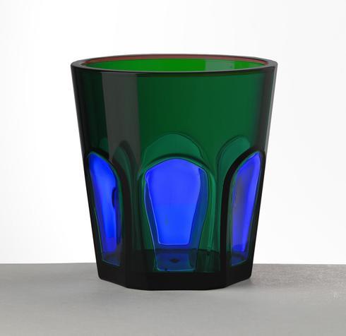 $25.00 Green/Blue Tumbler
