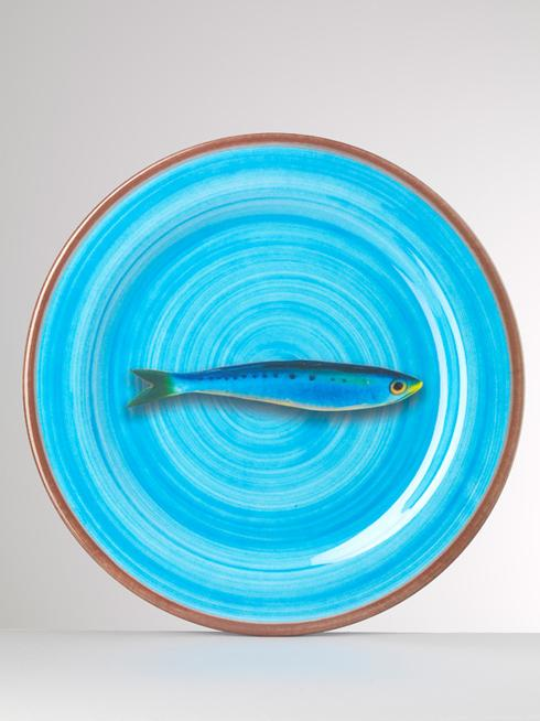Dinnerware - Aimone Turquoise  collection with 3 products
