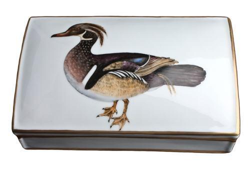 $424.00 Rectangular Box with Duck