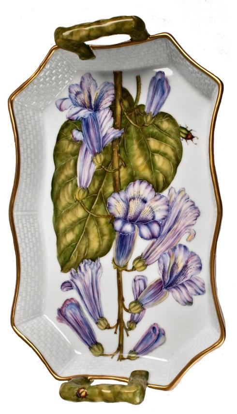 $408.00 Bluebells Tray With Handles