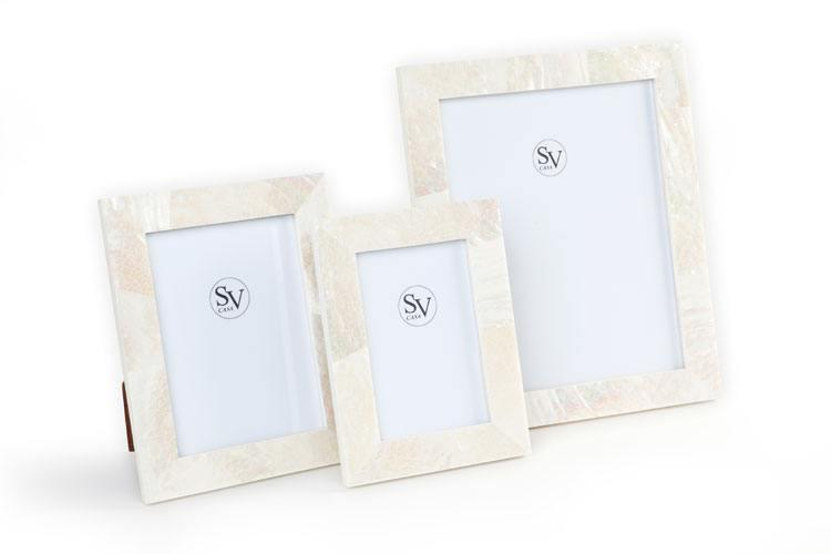 Picture Frames - Rivershell collection