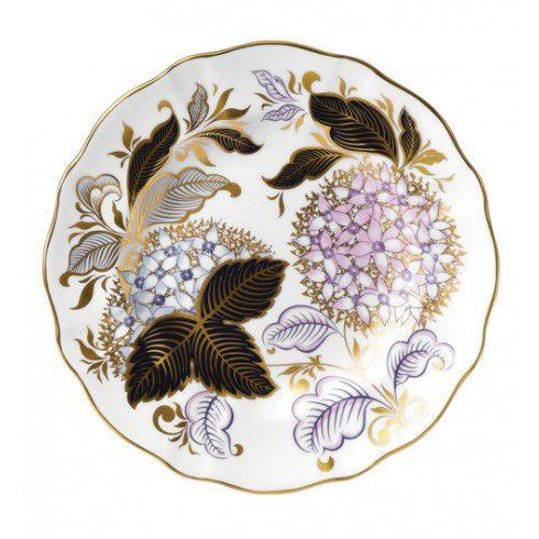 $205.00 Seasons Accent Midwinter Blue Plate in Gift Box