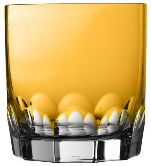 $198.00 Amber Double Old Fashioned