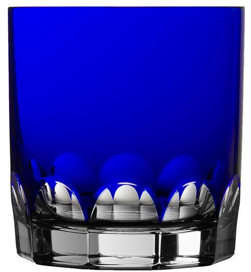 $198.00 Cobalt Double Old Fashioned