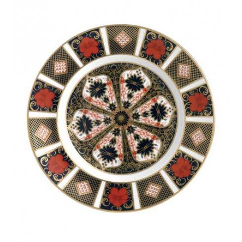Royal Crown Derby  Old Imari Bread and Butter Plate $144.00