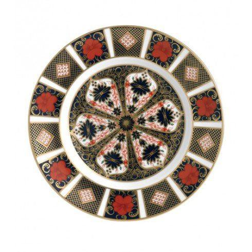 Royal Crown Derby  Old Imari Salad Plate $218.00
