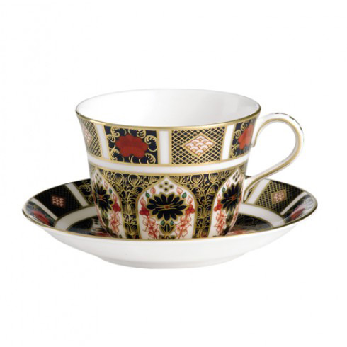 $540.00 Breakfast Cup and Saucer
