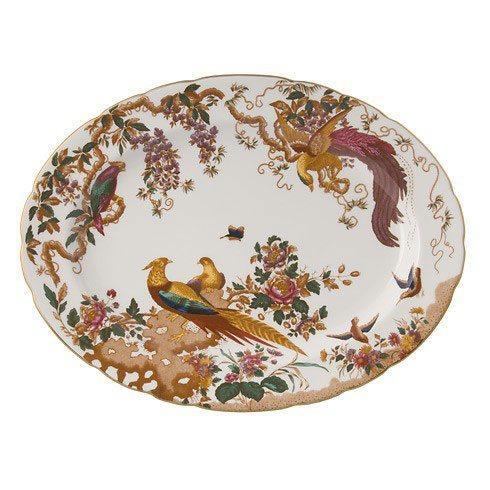 Royal Crown Derby  Olde Avesbury  Large Platter $616.00
