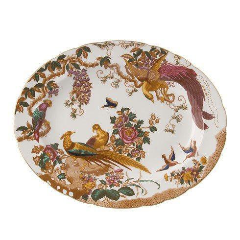 Royal Crown Derby  Olde Avesbury  Medium Platter $482.00