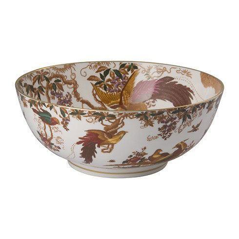 Royal Crown Derby  Olde Avesbury  Salad Bowl $590.00