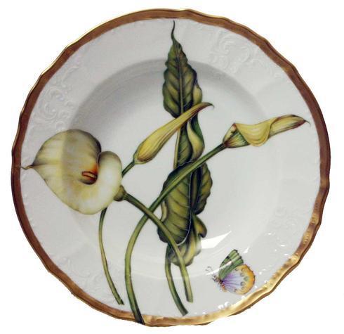 Anna Weatherley  Romantic Pastels Rim Soup $566.00