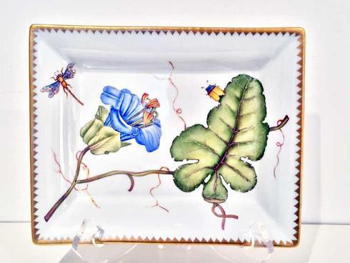 $192.00 Iris Square Dish