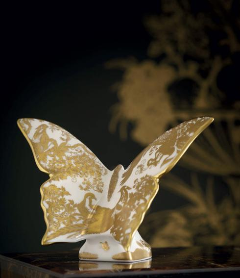 $240.00 Aves Gold Butterfly