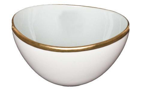 Anna Weatherley Colors Powder Blue Fruit Bowl $48.00