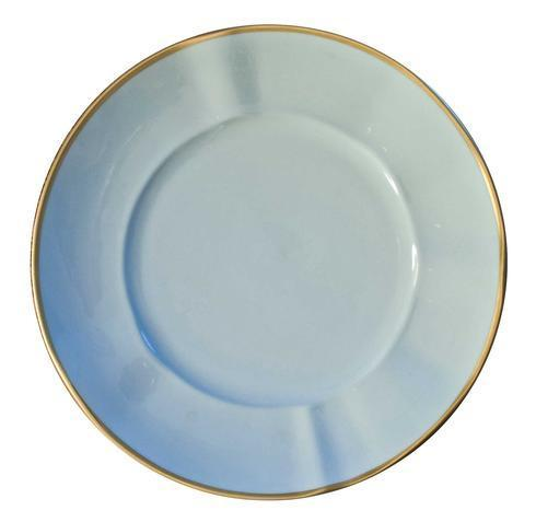 Anna Weatherley Colors Powder Blue Salad/ Dessert Plate $42.00