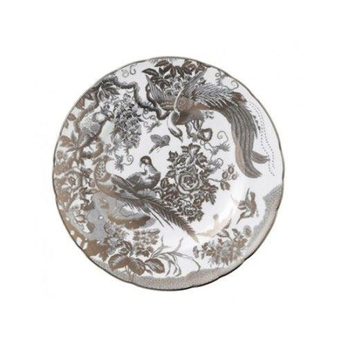 Royal Crown Derby  Aves - Platinum Bread and Butter Plate $108.00