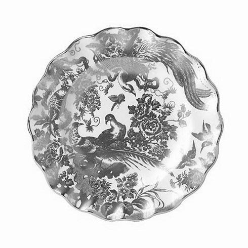 Fluted Dessert Plate