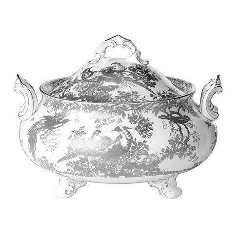 Soup Tureen and Cover