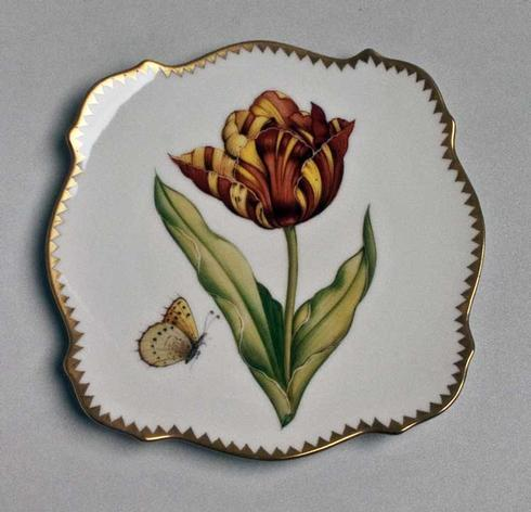 $175.00 Red/Yellow Tulip Canape