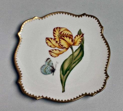 $175.00 Yellow/Red Tulip Canape