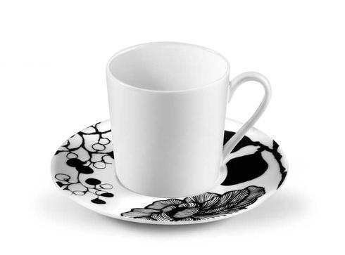 $16.00 Coffee Cup And Saucer
