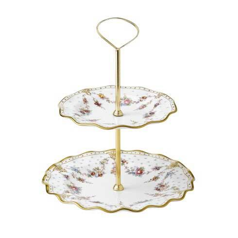 $395.00 2 Tier Cake Stand