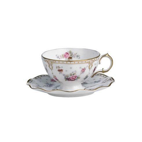 Royal Crown Derby  Royal Antoinette Tea Cup $144.00