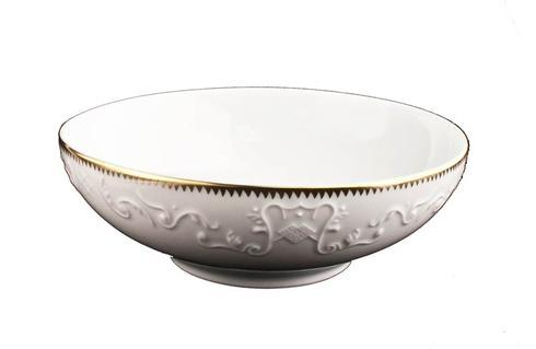 Anna Weatherley  Simply Anna - Gold Cereal Bowl $50.00