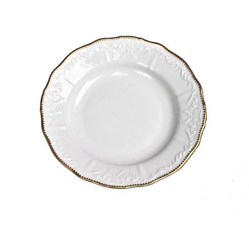 Anna Weatherley  Simply Anna - Gold Rim Soup $68.00