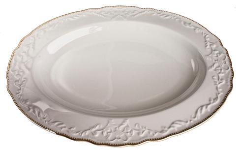 Anna Weatherley  Simply Anna - Gold Oval Platter $176.00