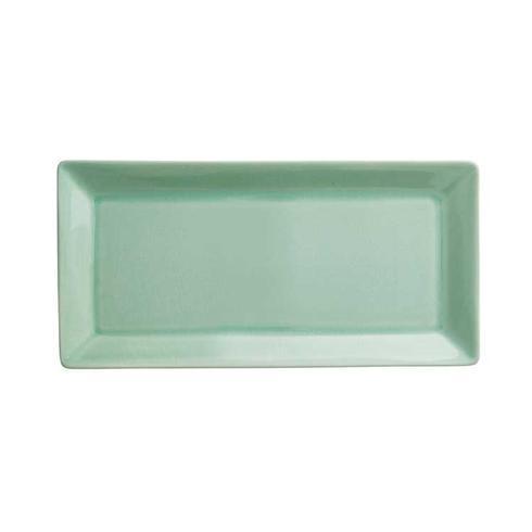Kim Seybert  Crackle Sea Glass Rectangular Tray $195.00