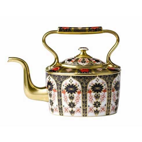 $1,880.00 Large Kettle Tea Pot