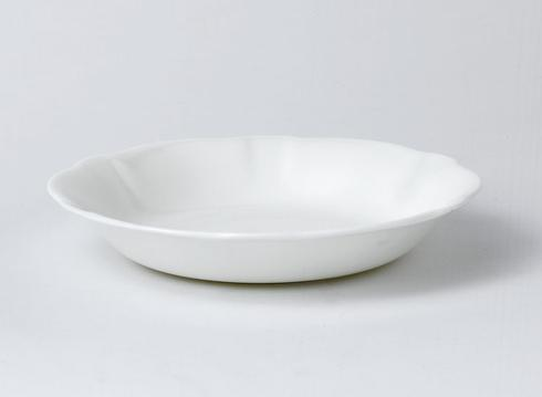 White Oatmeal/Cereal Bowl <br>(1 in stock)