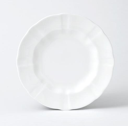 White Salad Plate <br>(1 in stock)