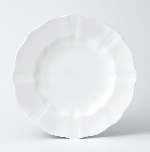 White Dinner Plate <br>(1 in stock)