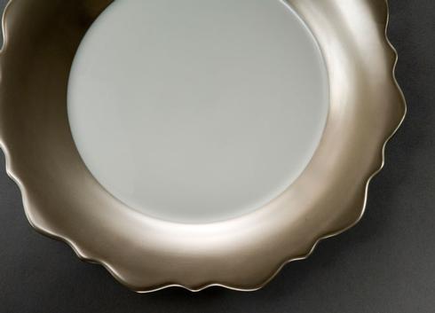 J.L. Coquet  Samoa - Platinum Full Rim Dessert $162.00